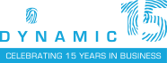 touch dynamic logo